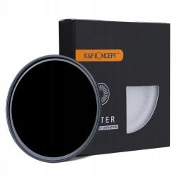MARKOWY Filtr ND1000 szary 58mm K&F Nano-X PRO