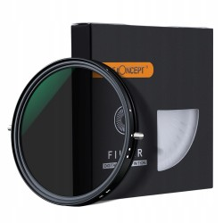 FILTR CPL+ND2-ND32 regulowany 67mm Nano-X PRO MRC