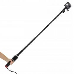 XXL Długi MONOPOD Selfie stick 99cm do GoPro 5 6 7 Xiaomi YI 2