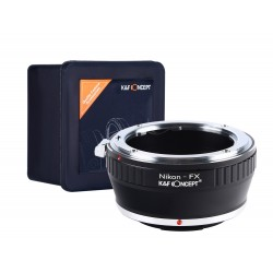 ADAPTER Nikon FX Fuji X-Pro1 X-E1 Jakość K&F