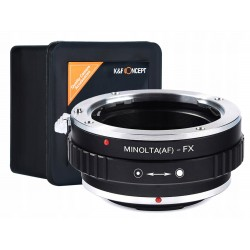 ADAPTER SONY A/MINOLTA AF na FX Fuji X-Pro1 X-E1
