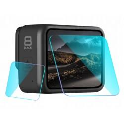 Szkło hartowane GoPro HERO 8 wyświetlacz obiektyw