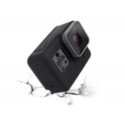Etui silikonowe, obudowa do GoPro Hero 5 6 Black +DEKIEL