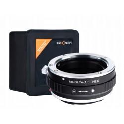 Adapter Minolta AF Sony A - Sony NEX (E) A6000 A7