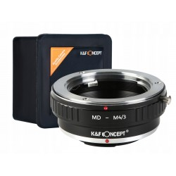 K&F Adapter Minolta MD na micro M4/3 M43