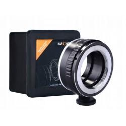 ADAPTER M42 Canon EOSM EOS M EF-M moc.stat K&F