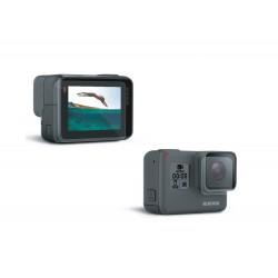GoPro Hero 5 6 7 Szkło ochronne wyświetlacz + obiektyw