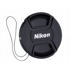 Dekielek na obiektyw OSŁONA 62mm Nikon ZAŚLEPKA