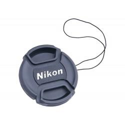 Dekielek Zaślepka na obiektyw NIKON 52mm + smycz