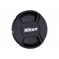 Dekielek na obiektyw OSŁONA 55mm Nikon ZAŚLEPKA