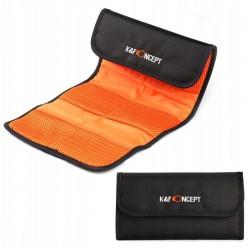 ETUI pokrowiec na 6 filtrów MARKOWE firmy K&F