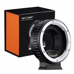 ADAPTER Canon EOS EF - Sony E NEX autofocus AF KF