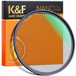 K&F FILTR dyfuzyjny Black Mist 1/8 NanoX 72mm